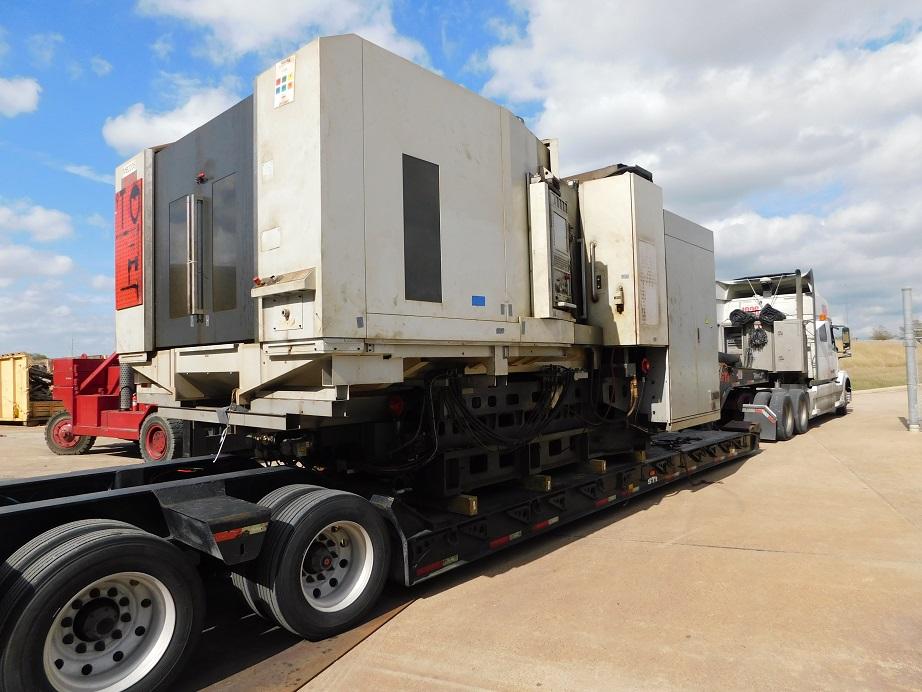 Heavy Equipment & Machinery Movers Charlotte NC z