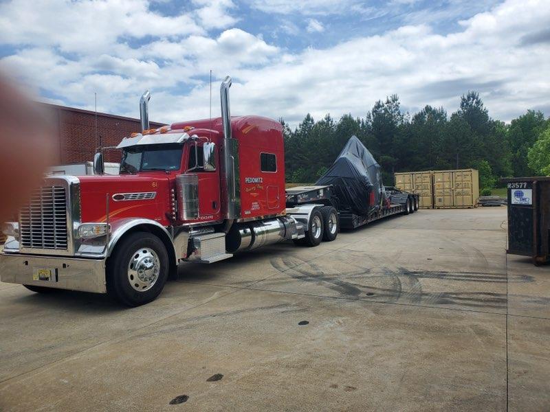 Pedowitz Machinery Movers of The Carolinas Turnkey Plant Relocation Services Transportation & Rigging Charlotte North Carolina Millwright 2