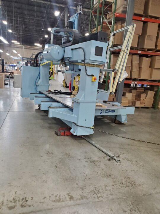 Pedowitz Machinery Movers of The Carolinas Turnkey Plant Relocation Services Transportation & Rigging Charlotte North Carolina Millwright 4