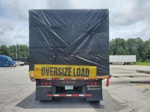 Pedowitz Machinery Movers Carolina Trucking & Rigging BASA cutting machine Savannah Georgia 2