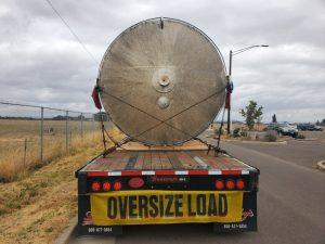 Industrial Tank Nevada Oversize Load Transport 3